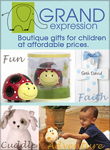 Picture of custom baby boutique from Grand Expression catalog