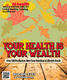 Picture of hi health from Hi-Health catalog