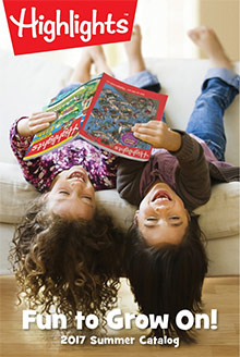Picture of highlights for children catalog from Highlights for  Children  catalog