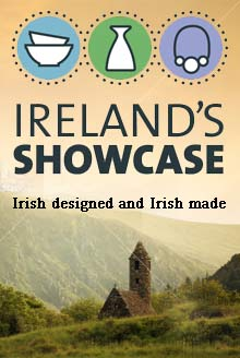 Picture of irish gifts catalog from Ireland's Showcase catalog