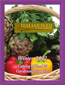 Picture of best seeds from Italian Seed and Tool catalog
