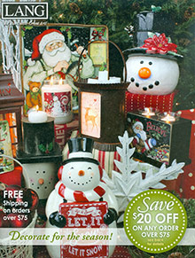 Picture of Lang calendars from LANG Catalog catalog