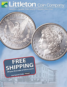 Picture of littleton coin company from Littleton Coin Company catalog