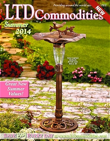 Picture of LTD catalog from LTD Commodities ® catalog