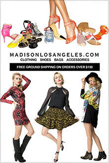 Picture of madison los angeles from Madison Los Angeles catalog