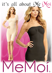Picture of memoi shapewear from MeMoi Shapewear & Legwear catalog