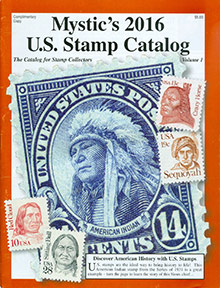 Picture of Stamp Collecting from Mystic Stamp catalog