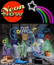 Picture of custom neon signs from Neon Now catalog
