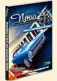 Picture of Nova car parts from Nova/Chevy II Parts from Classic Industries catalog