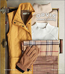Picture of casual women's clothing from Orvis - Women's Clothing catalog