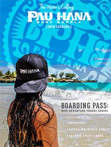 Picture of pau hana catalog from Pau Hana catalog