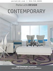 Picture of residential interior design from Perla Lichi Interior Designers catalog