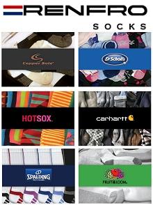 Picture of renfro socks from Renfro Socks catalog