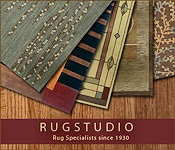 Picture of traditional area rugs from Rug Studio  catalog