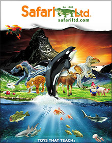 Picture of safari ltd catalog from Safari catalog
