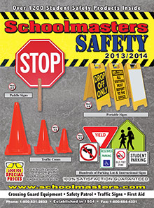 Picture of schoolmasters safety from Schoolmasters SAFETY catalog