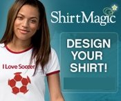 Picture of design a t-shirt from Shirt Magic catalog