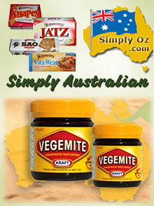 Picture of simply australian from Simply Australian - DYNALOG ONLY catalog