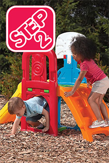 Picture of step 2 toys from Step2 Company catalog