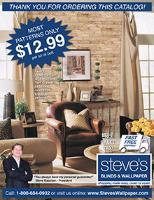 Picture of Steves wallpaper from Steve's Wallpaper catalog
