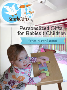 Picture of Stork Gifts from Stork Gifts catalog