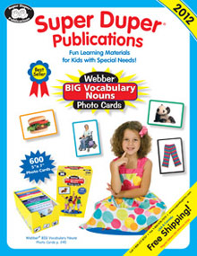 Picture of super duper publications from Super Duper Publications  catalog