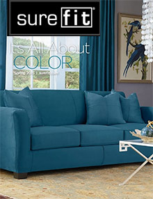 Picture of Sure Fit slipcovers from Sure Fit Slipcovers catalog