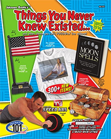 Picture of Things You Never Knew Existed catalog from Things You Never Knew Existed catalog
