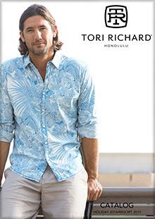 Picture of tori richard shirts from Tori Richard - DYNALOG ONLY catalog