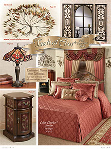 Picture of home accents furnishings from Touch of Class Catalog catalog