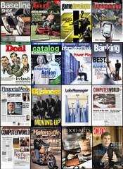 Picture of online marketing journals from Free Business Publications catalog