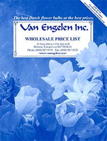 Picture of van engelen from Van Engelen catalog