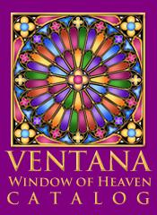 Picture of wood keepsake boxes from Ventana Window of Heaven Catalog catalog