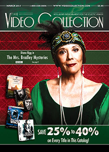 Picture of video collection catalog from Video Collection catalog