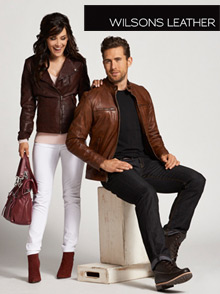 Picture of wilsons leather from WILSONS LEATHER - DYNALOG ONLY catalog