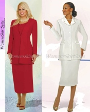Picture of suits for women from WomensSkirtSuits.com catalog