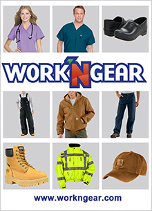 Picture of work n gear from Work 'N Gear catalog
